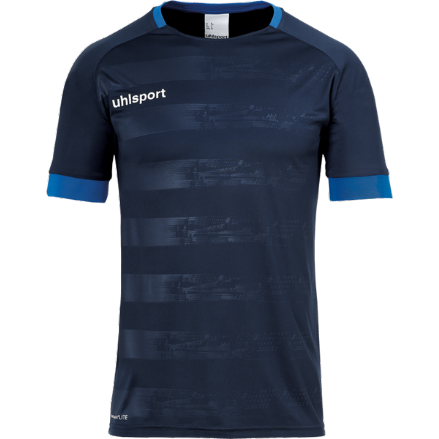 Division 2.0 Playing Shirt Navy / Azure Blue